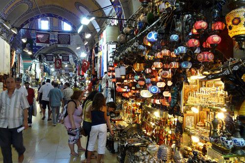 Shopping at the grand bazaar in istanbul for Bazar buenos aires