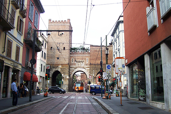 Shopping in Milan at Porta Ticinese