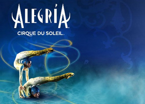 Alegria <b>cirque</b> <b>du</b> <b>soleil</b> barcelona