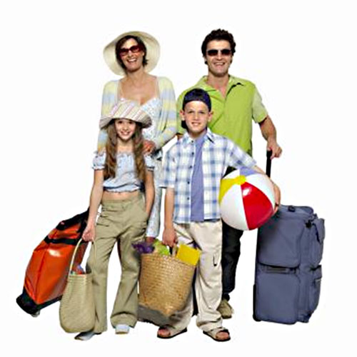 Advice to travel with the family