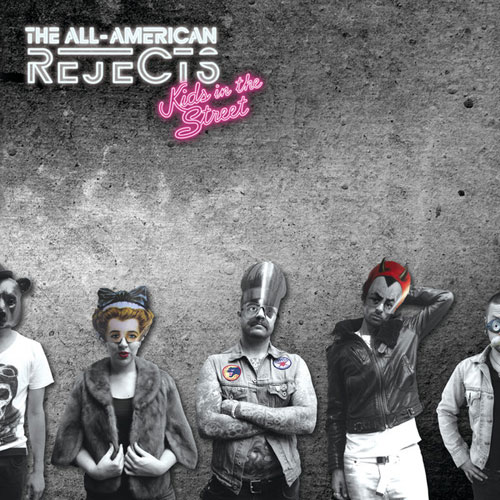 The All American Rejects in Lisbon