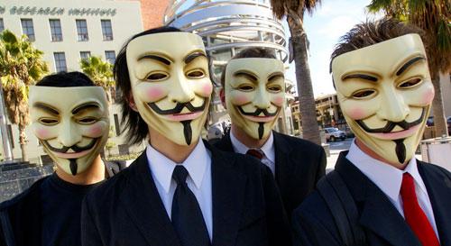 anonymous roma