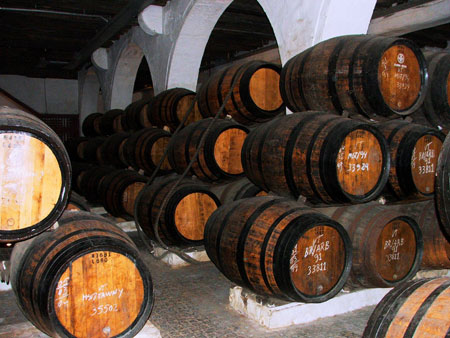 Where you can have the best port wine