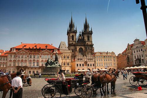 5 curiosities about Prague