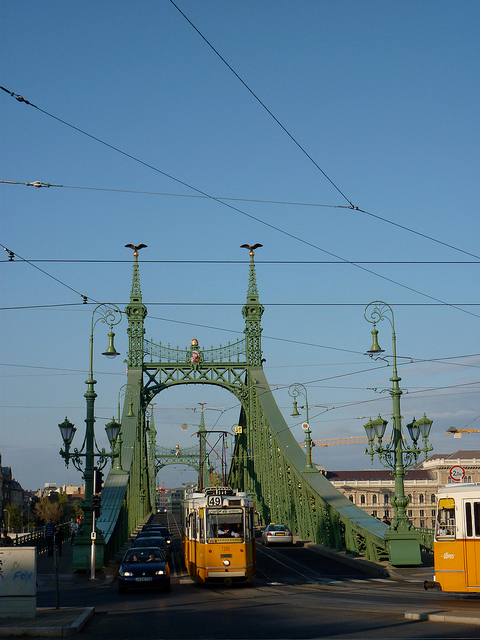 Design Route in Budapest