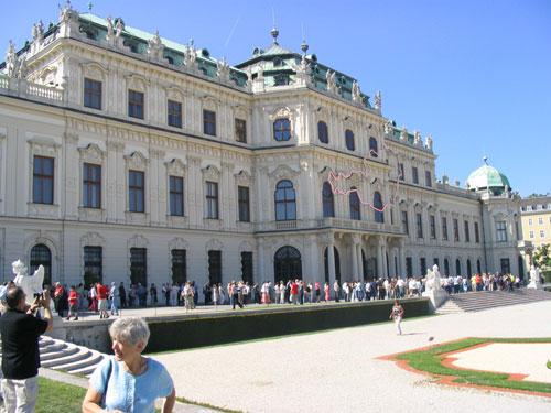 expo <b>belvedere</b> vienna