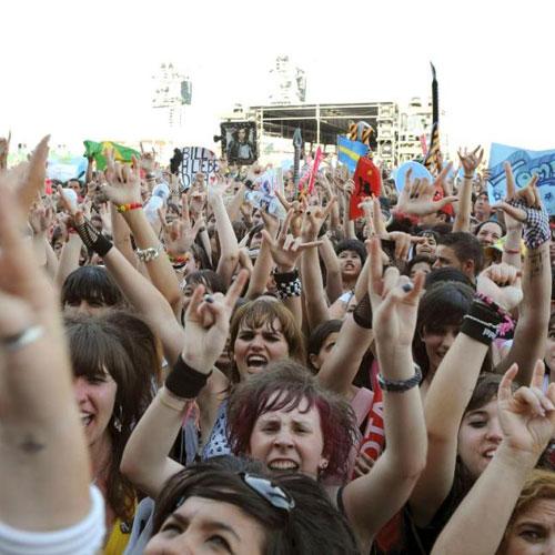 Rock in Rio Festival in Lisbon