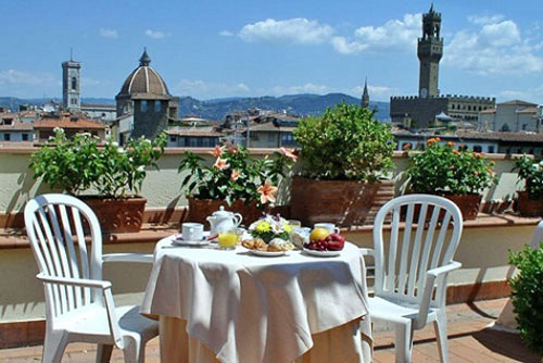 Valentine's Day in Florence
