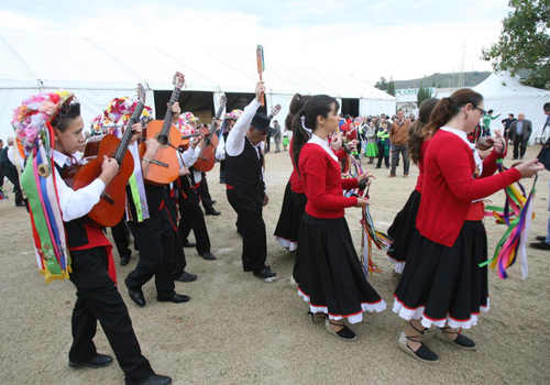 Verdiales Festival in Málaga