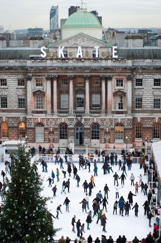 On the Ice: The Canary Wharf of London vs. BarGelona
