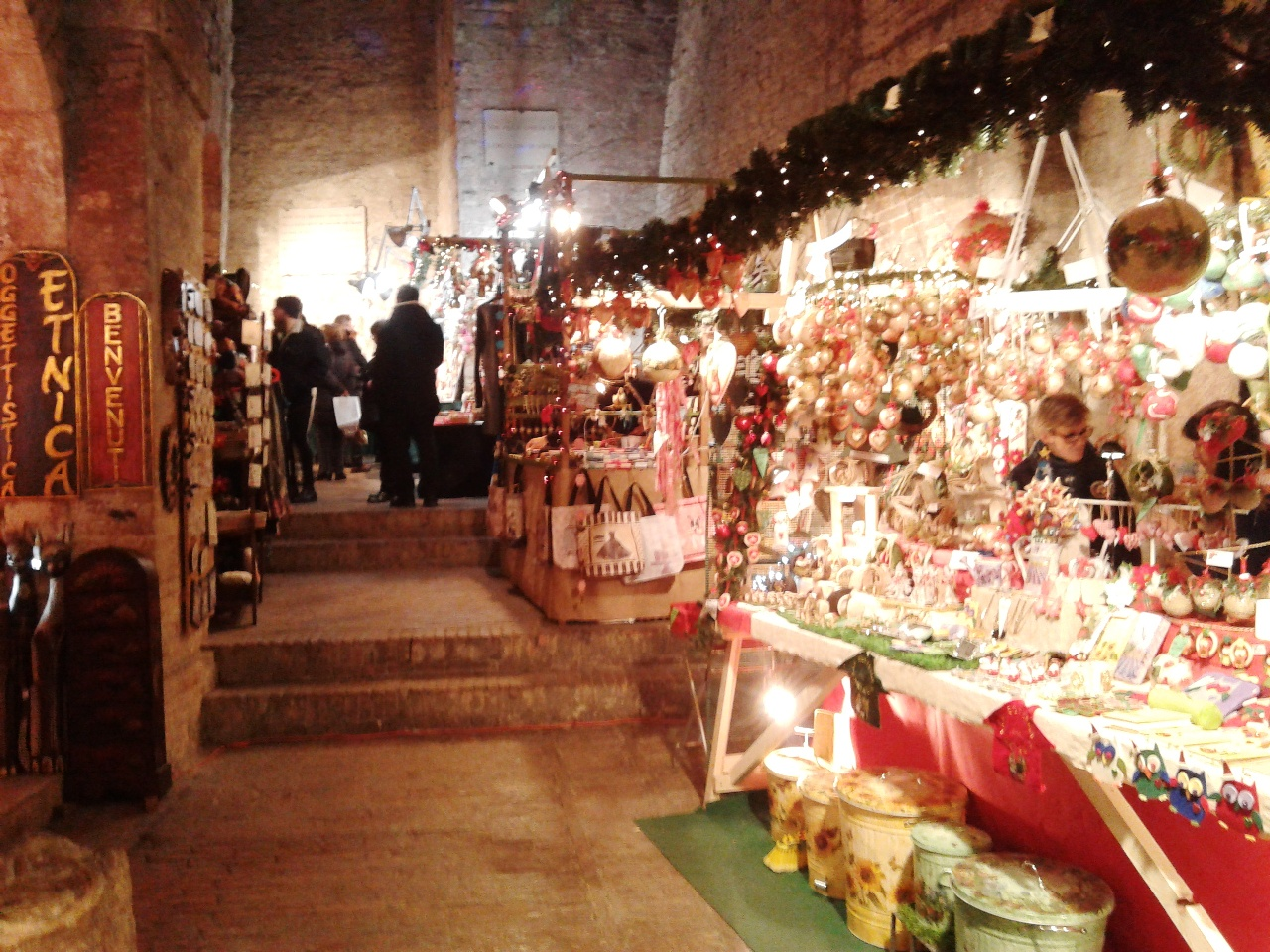 5 Christmas Markets in Italy