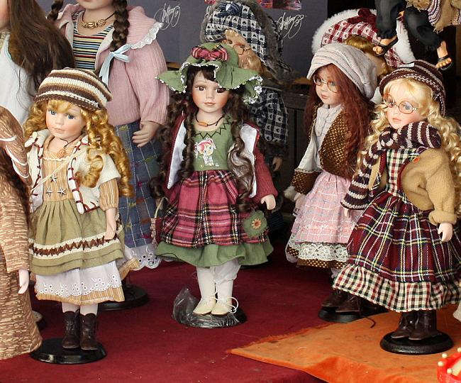 Silent but Alive – Dolls and Puppets in the Czech Republic, Prague