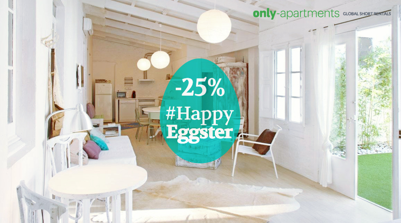 We're extending the Easter Week #HappyEggster promotion!