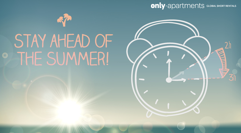 Early summer holiday deals – Up to 25% discount