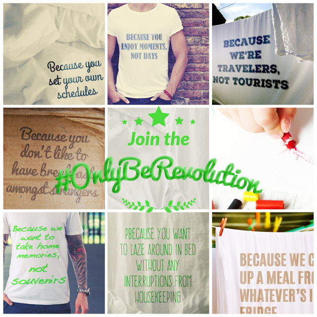 Join the #OnlyBeRevolution and Win a Trip for Two!