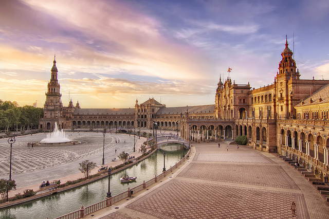 All About Seville's Plaza de España