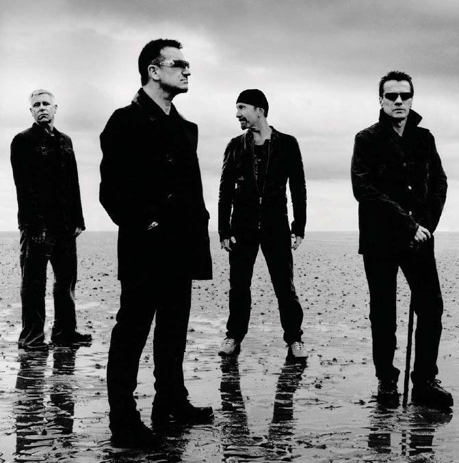 U2 Concert in Barcelona