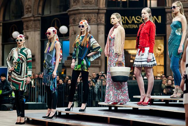 Fashion Week Month in NY, London, Milan and Paris