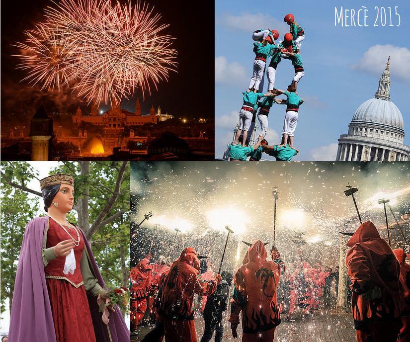 Vs. Festival of la Mercè: traditional or alternative?