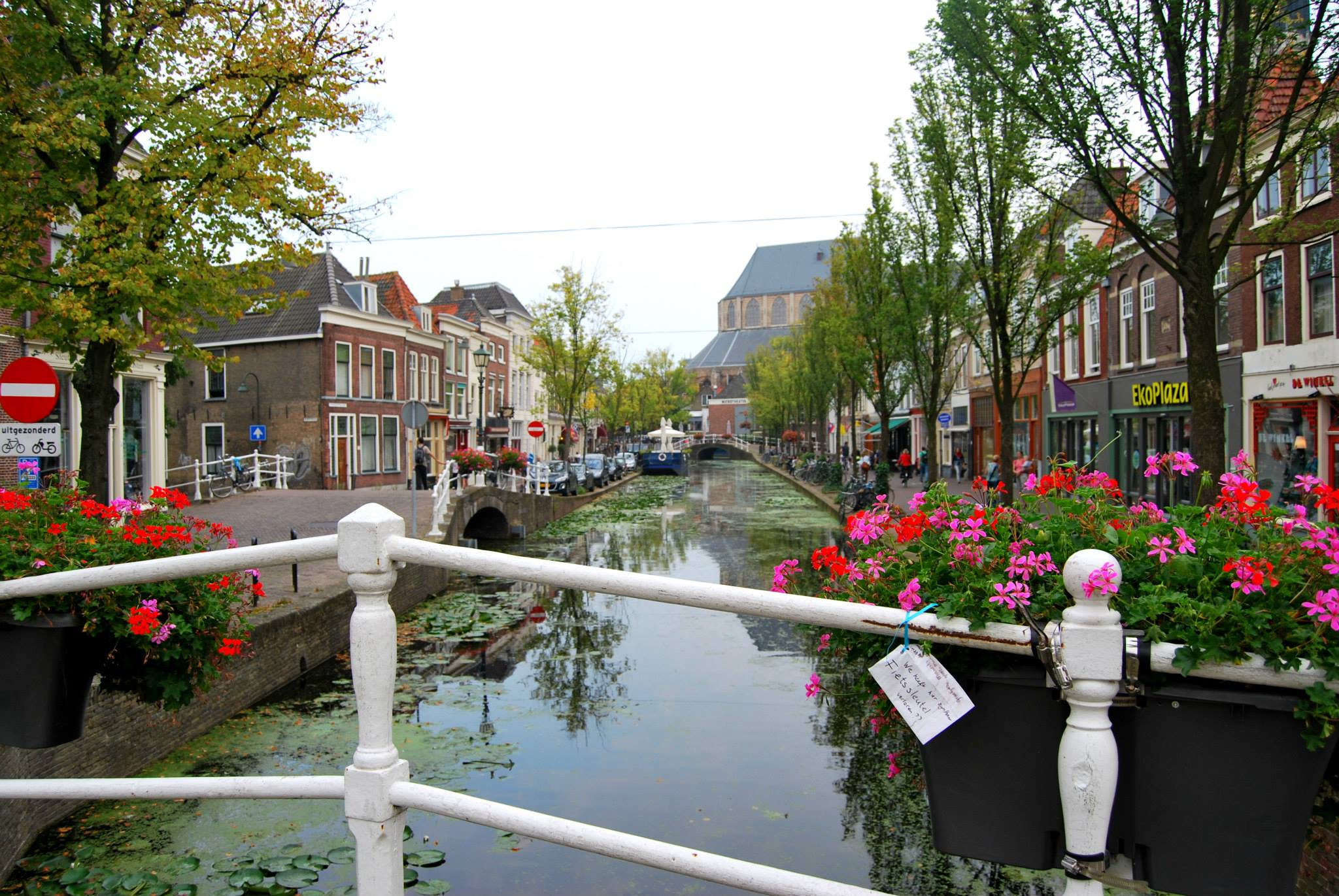 A Walk through Holland's Towns