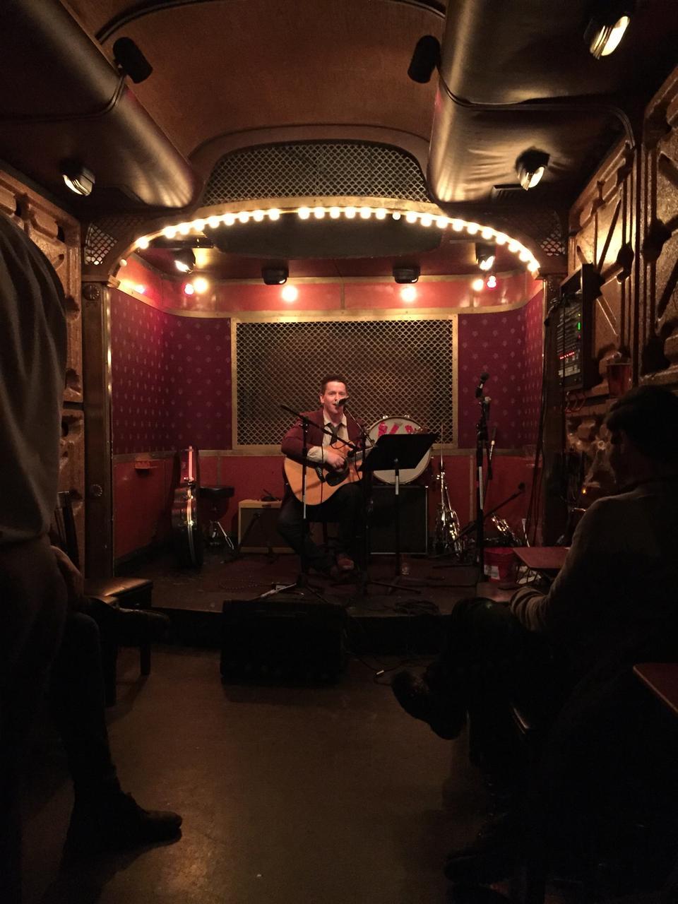 Live Music Bars in New York