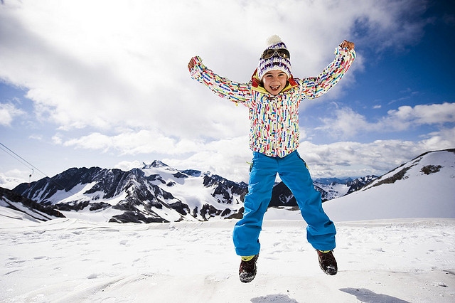 5 Destinations for Ski Week with the Family