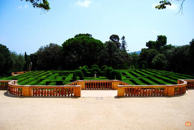 OnlyBefrom Barcelona: The Horta Labyrinth Park