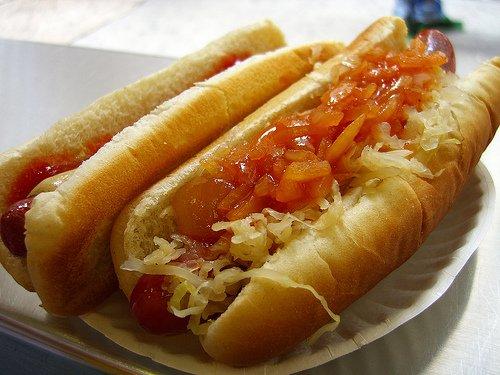 New York's Best Hot Dog: Gray's Papaya