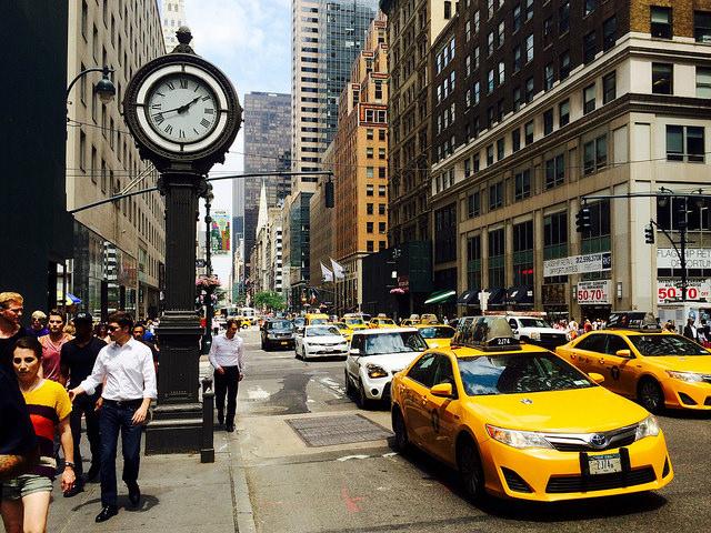 Fifth Avenue vs. Oxford Street