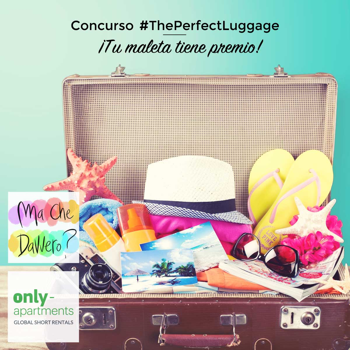 #ThePerfectLuggage Contest